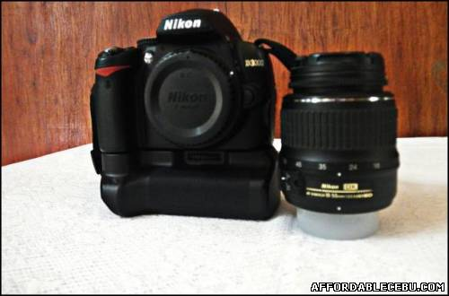 2nd picture of Nikon D3000 2month old For Sale in Cebu, Philippines