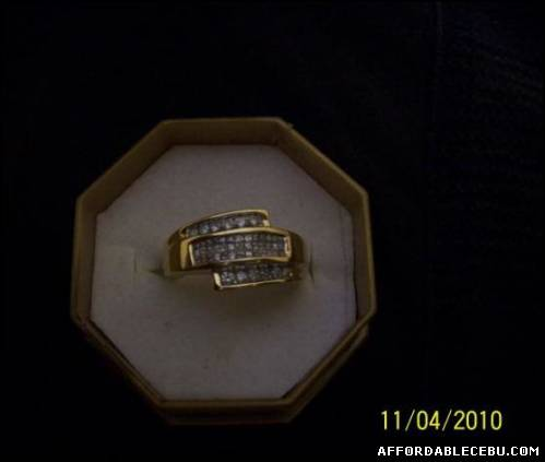 1st picture of Lady Diamond Ring For Sale in Cebu, Philippines