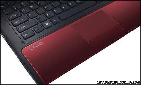 2nd picture of Sony VAIO 14 inch Red Laptop For Sale in Cebu, Philippines