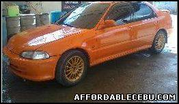 1st picture of Honda civic esi -94 For Sale in Cebu, Philippines