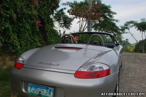 2nd picture of Porsche Boxster S 2003 For Sale in Cebu, Philippines