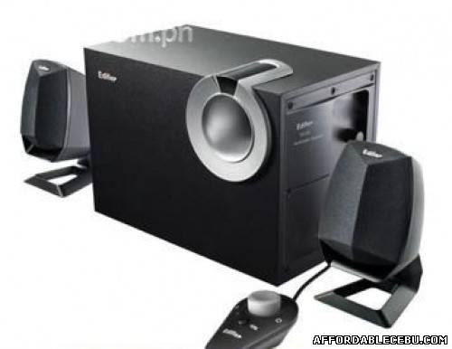 1st picture of Edifier Speaker (w/Fm tuner) For Sale in Cebu, Philippines