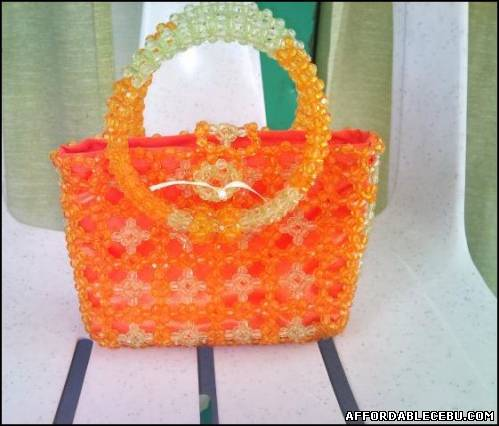 1st picture of Kikay bags made from crystal beads For Sale in Cebu, Philippines