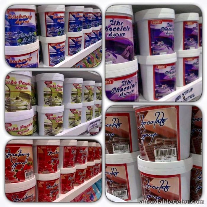 1st picture of chocolate syrup For Sale in Cebu, Philippines