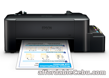 1st picture of Epson L120 Printer For Sale in Cebu, Philippines