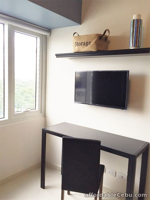 3rd picture of Brand New Modern Studio Unit for Sale at The Lerato For Sale in Cebu, Philippines