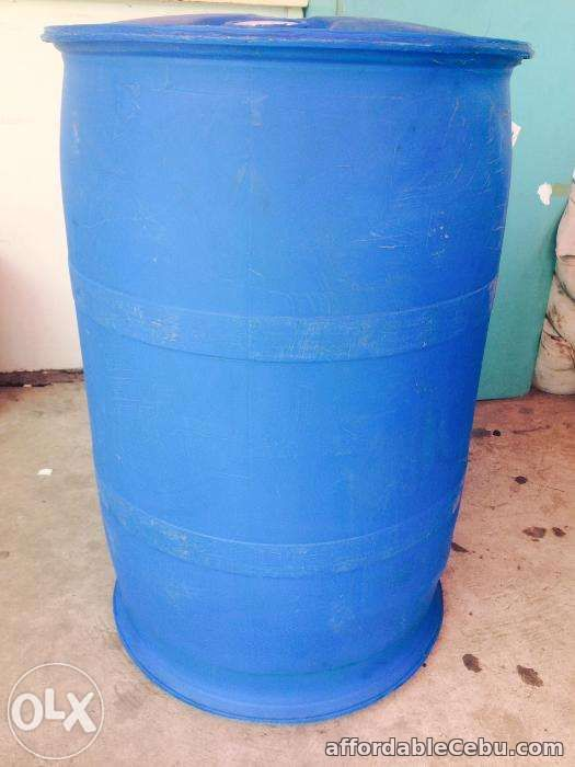 1st picture of PLASTIC DRUMS Wanted to Buy in Cebu, Philippines