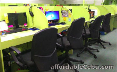 1st picture of Cebu Office Space Call Center for Seat Lease (Day Shift) For Rent in Cebu, Philippines