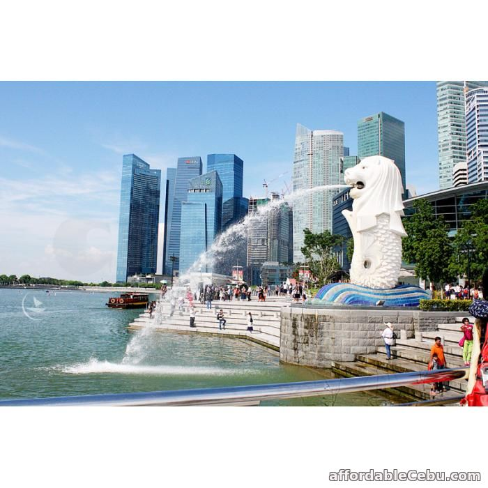 1st picture of Singapore tour package, bustling, diverse and modern Offer in Cebu, Philippines