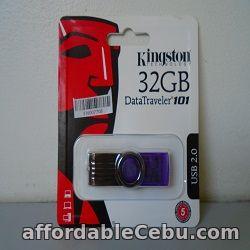 1st picture of Kingston USB 32GB DataTraveler 101 For Sale in Cebu, Philippines