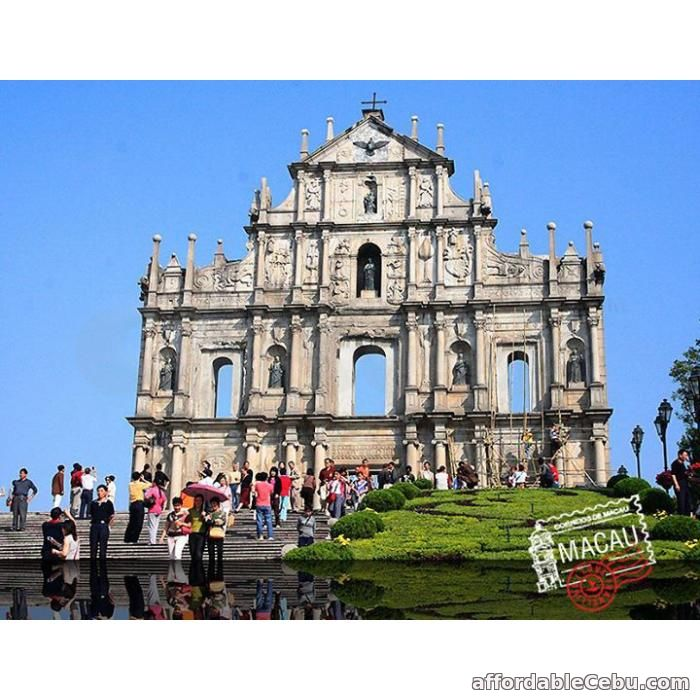 1st picture of Macau tour package, a UNESCO World Heritage site Offer in Cebu, Philippines
