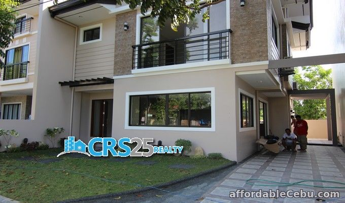 1st picture of Brandnew house ready for Occupancy in Mahogany Talamban cebu For Sale in Cebu, Philippines