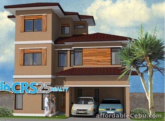 1st picture of 3 bedroom and 3 storey house for sale in Talamban cebu city For Sale in Cebu, Philippines