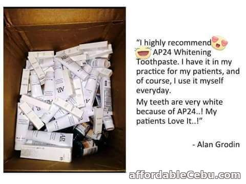 1st picture of Whitening Toothpaste For Sale in Cebu, Philippines