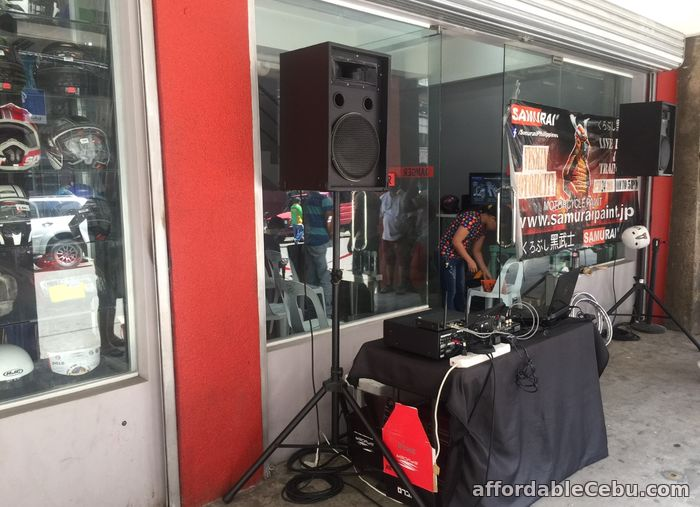 4th picture of Small Dream Sound System For Rent in Cebu, Philippines