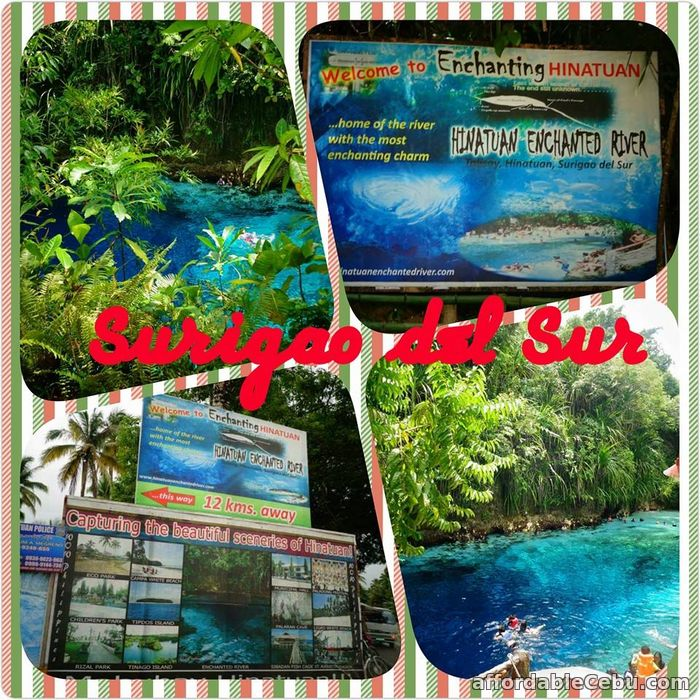 1st picture of Joiners 2 days 1 night Surigao del Sur tour packages Offer in Cebu, Philippines