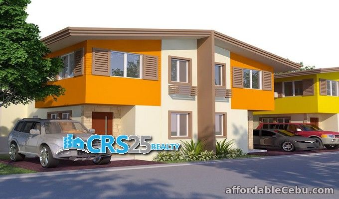 2nd picture of 2 storey duplex 3 bedrooms house for sale near SM Seaside For Sale in Cebu, Philippines
