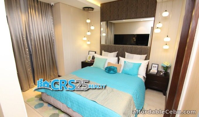 1st picture of Studio condo unit for sale with swimming pool in Mactan cebu For Sale in Cebu, Philippines