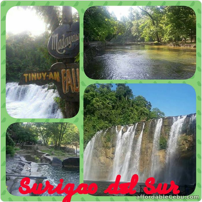1st picture of 2d1n Surigao del Sur tour packages 2016 Offer in Cebu, Philippines