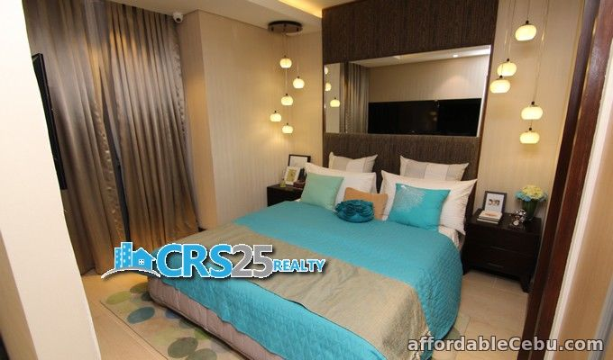 4th picture of Studio condo unit for sale with swimming pool in Mactan cebu For Sale in Cebu, Philippines