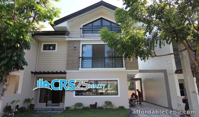 1st picture of House and Lot for sale ready for Occupancy in Talamban cebu For Sale in Cebu, Philippines