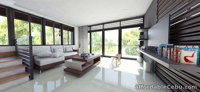 2nd picture of 4 bedrooms 3 level house for sale with Swimming pool For Sale in Cebu, Philippines