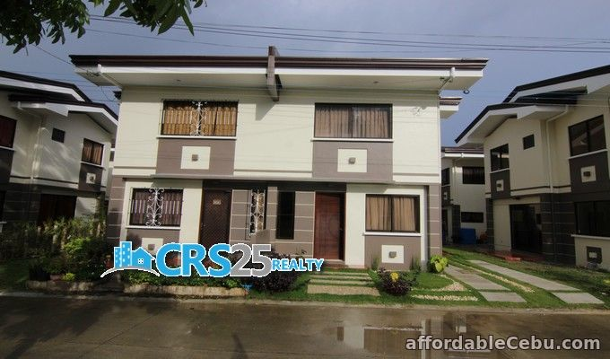 1st picture of For sale house duplex 3 bedrooms in Eastland Estate For Sale in Cebu, Philippines