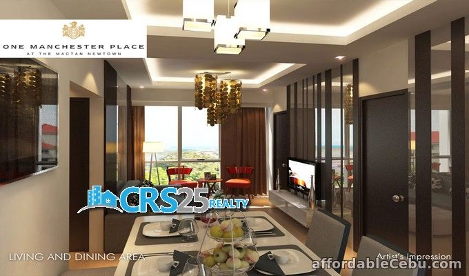 4th picture of 2 bedrooms condo for sale with balcony in mactan lapu-lapu For Sale in Cebu, Philippines
