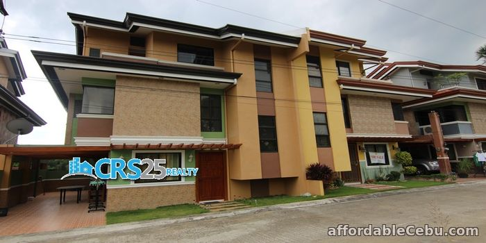 1st picture of 5 bedrooms 2 storey single attached house for sale in cebu For Sale in Cebu, Philippines