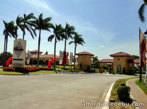 3rd picture of FOR SALE Lot Only at Portofino Heights Daan Hari For Sale in Cebu, Philippines