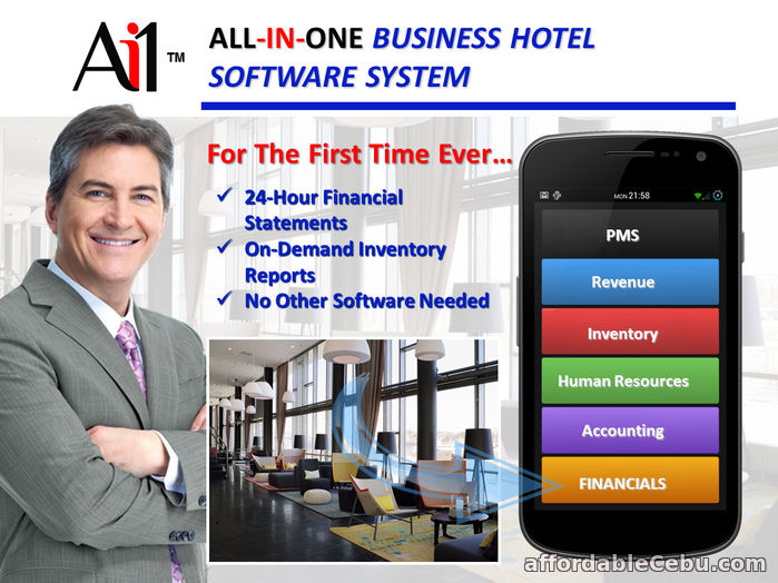 1st picture of Business Hotel Software For Sale in Cebu, Philippines