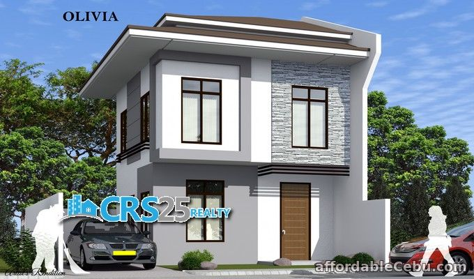 2nd picture of 2 storey 3 bedrooms single attached house for sale in cebu For Sale in Cebu, Philippines