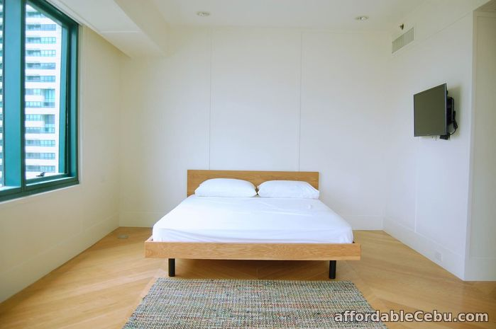 5th picture of FOR LEASE Modern Well-Interiored 3 BR at Amorsolo Square, Rockwell Center For Rent in Cebu, Philippines