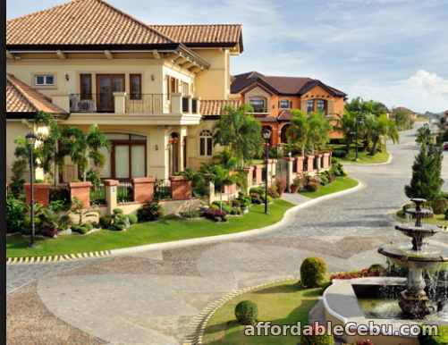 1st picture of FOR SALE Lot Only at Portofino Heights Daan Hari For Sale in Cebu, Philippines