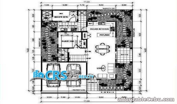 3rd picture of South city homes 3 bedrooms house in Minglanilla cebu For Sale in Cebu, Philippines