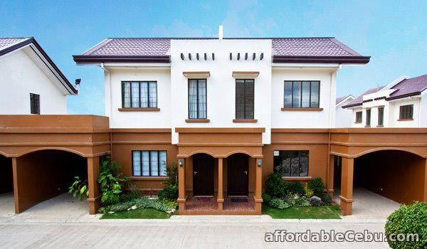1st picture of For Rent P26K Furnished 2Storey House in Bayswater Subd Lapu Lapu City near Gaisano Grand Mall Basak For Rent in Cebu, Philippines