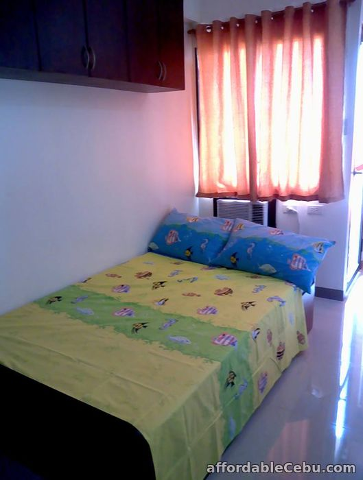 4th picture of For Rent P20K Studio Condo Unit in Mabolo Flats Garden Cebu City For Rent in Cebu, Philippines
