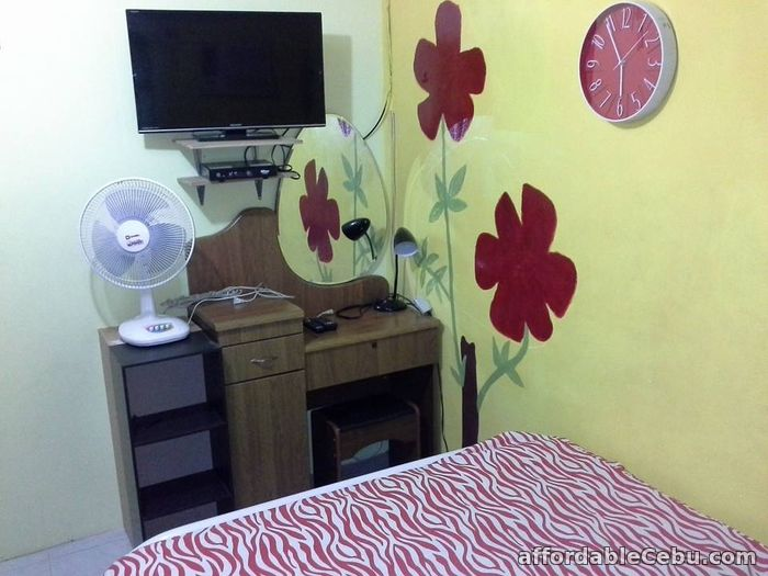 3rd picture of For Rent P15K Furnished House 2BR 1CR and 1 Parking with Wifi /Cable near Gaisano Lapu Lapu City For Rent in Cebu, Philippines