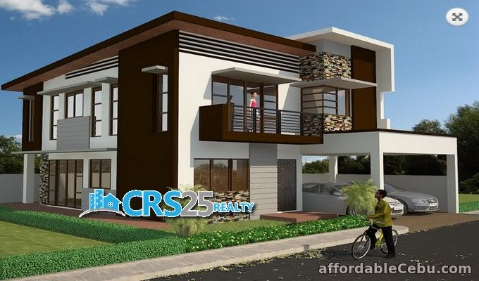 3rd picture of modern house for sale in talamban cebu with 3 bedrooms For Sale in Cebu, Philippines