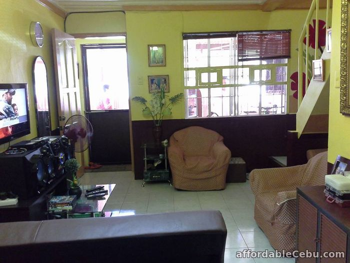2nd picture of For Rent P15K Furnished House 2BR 1CR and 1 Parking with Wifi /Cable near Gaisano Lapu Lapu City For Rent in Cebu, Philippines