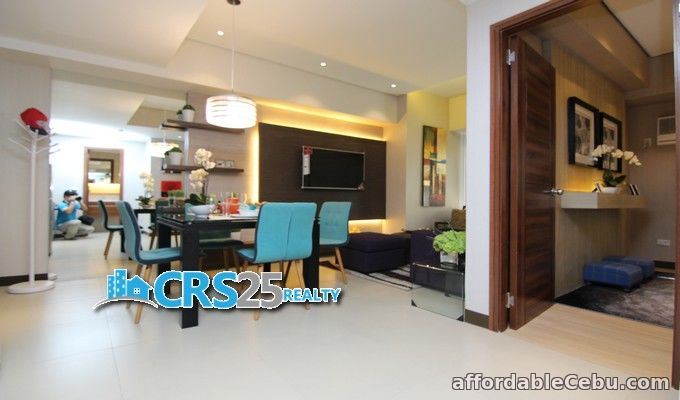 3rd picture of condo for sale in cebu city 1 bedrooms For Sale in Cebu, Philippines