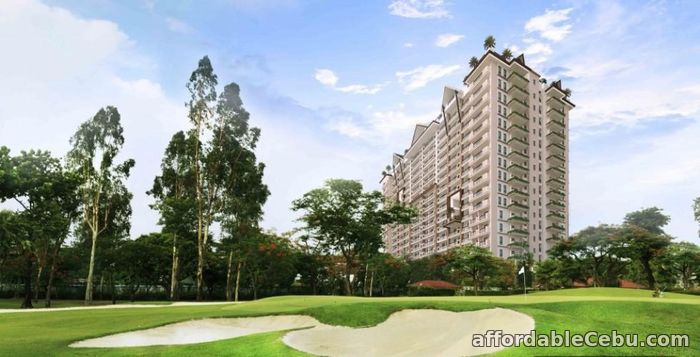 2nd picture of Two Bedroom Inner Unit with Balcony in Fairway Terraces For Sale in Cebu, Philippines