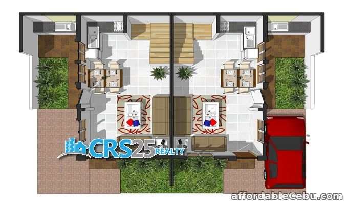 3rd picture of affordable house and lot for sale near SRP Cebu For Sale in Cebu, Philippines