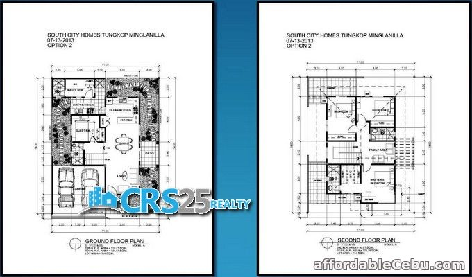 5th picture of South city homes 3 bedrooms house in Minglanilla cebu For Sale in Cebu, Philippines