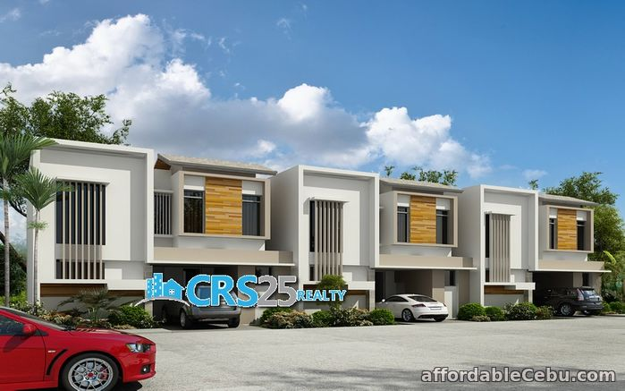 1st picture of townhouse for sale in talamban cebu city For Sale in Cebu, Philippines