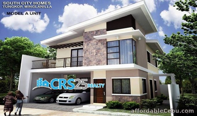 2nd picture of South city homes 3 bedrooms house in Minglanilla cebu For Sale in Cebu, Philippines