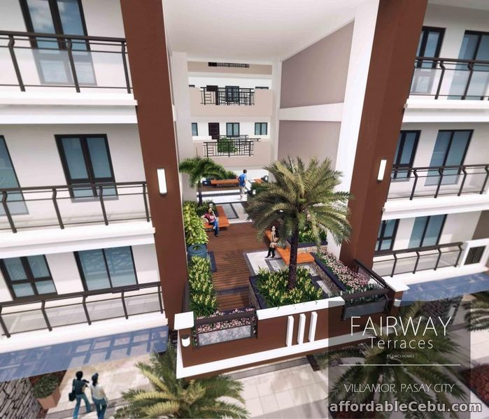3rd picture of Fairway Terraces Two Bedroom Inner Unit for Sale For Sale in Cebu, Philippines