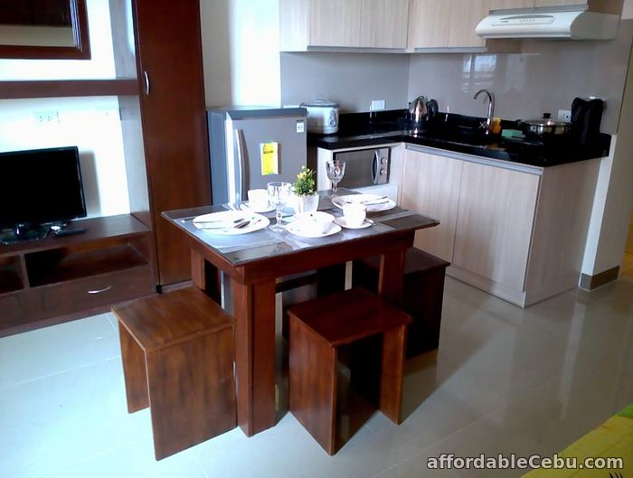 3rd picture of For Rent P20K Studio Condo Unit in Mabolo Flats Garden Cebu City For Rent in Cebu, Philippines