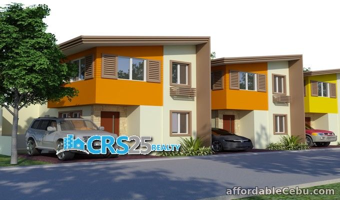 2nd picture of 2 storey side attached 3 bedrooms house for sale in talisay For Sale in Cebu, Philippines
