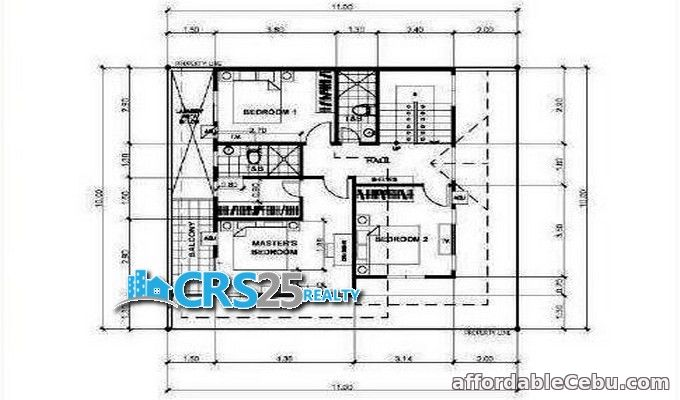 4th picture of pre-selling 3 bedrooms house for sale in Minglanilla cebu For Sale in Cebu, Philippines